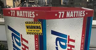 Pack Of Natty Light Natural Light Now Selling 77 Packs Of Beer Rare