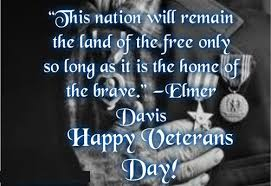 veterans day quotes | Quotes