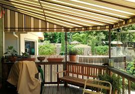 canvas patio cover