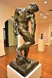 Adam by Auguste Rodin (Art Gallery of Western Australia) – Joy of Museums  Virtual Tours