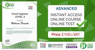 Food Safety Course Answers Food Hygiene Courses Online Level 1 2 3 Ncass Training
