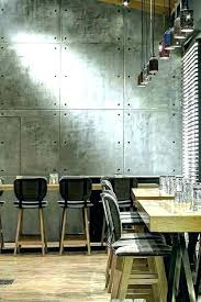 cover cinder block wall interior covering walls ideas to concrete for one how cement exterior c
