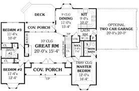 Small Picture Blueprint Information The House Designers Home Plans Blueprint