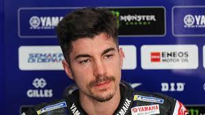 MotoGP: Maverick Vinales legt nach Sturz Trainingspause ein