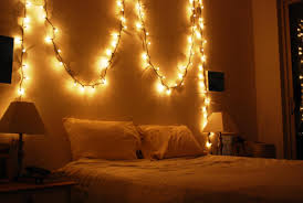Wall Xmas Decorations Christmas Light Bedroom