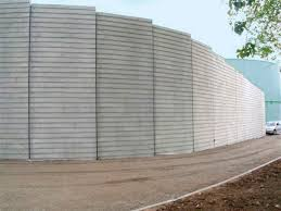 concrete wall cladding panel exterior interior stone look