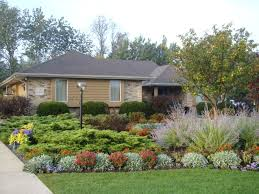 Front Yard Landscaping Ideas For Ranch Style Homes The Garden Front Yard Landscaping Photos Ranch Style Home
