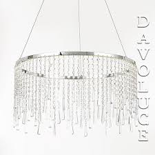 tiara 60 pendant mordern crystal chandelier pendant from davoluce lighting new designs from davoluce
