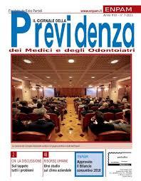 Il Giornale Della Dei Medici E Degli Odontoiatri Enpam