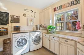 laundry room shelving and storage ideas
