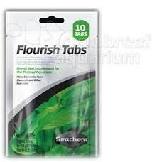 Details About Flourish Root Tabs Planted Aquarium Plant Fertilizer Supplement Seachem 10 Pack