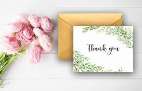 Vector Image Etsy Eucalyptus Leaves Thank You Cards Watercolor Thank You Notes Etsy