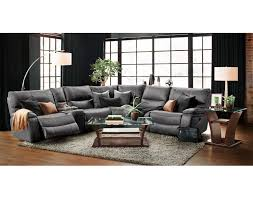 Value City Living Room Furniture The Orlando Collection Gray Value City Furniture