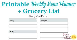 printable monthly menu planner free printable monthly menu planner template weekly online meal