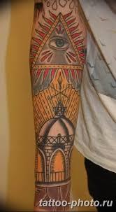 фото рисунка тату глаз в треугольнике 27112018 104 Tattoo Of