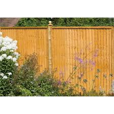 forest larchlap closeboard 1 8m fence