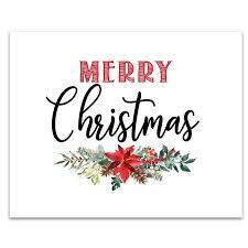 6 Free Printable Christmas Signs Free Christmas Printables