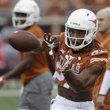 Texas RB Kirk Johnson still fighting to get back on the field - Burnt  Orange Nation