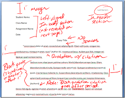 How To Format A College Paper Paper Format Tsas Library