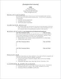 Titles For Resume A Good Resume Title Resume Titles Samples Great Resume Titles