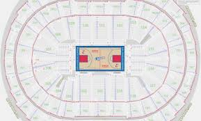 Staple Center Seating Clippers Section 119 United Center Los