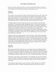 Scholarship Essay Examples Financial Need Financial Need Scholarship Essay Examples New 43 Introduction Alid