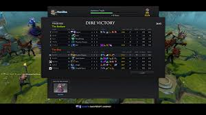 dota 2 good video game interface screenshots