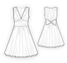 Dress Patterns Free Online Impressive The 48 Best Dress Patterns Images On Pinterest Dress Sewing