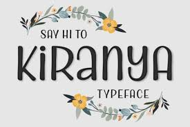 Browse 50 vector icons about light term. Kiranya Font By Situjuh Creative Fabrica In 2020 Kid Fonts Cute Fonts Cool Fonts