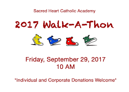 Fundraising Event Shcas 2017 Walkathon Sacred Heart