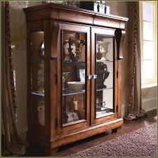 glass cabinet howard miller gillian curved glass corner curio