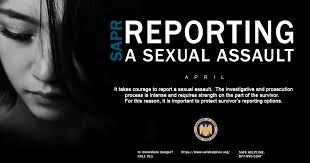 Rights of sexual assault victim