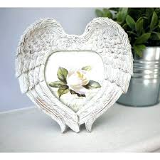 angel wings picture frame home improvement s guardian for nursery called you bereavement in memory