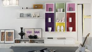 Wall-mounted shelf / contemporary / wooden Q-BOX VIOLA F