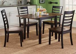 Drop Leaf Kitchen Table Chairs Liberty Furniture Cafe Dining 5 Piece Drop Leaf Table And Slat