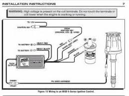 msd 6al wiring diagram hei distributor images msd 6al wiring diagram msd electric wiring