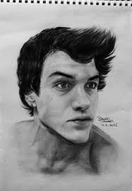 ethan dolan drawing baby ethan dolan twins drawing graphite
