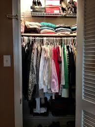 do you have an insanely small closet i d love to hear your tips on how you organize it to make it a useful space