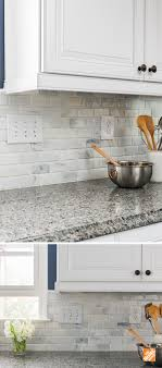 Home Depot Metal Cabinets Let The Home Depot Install Your Kitchen Backsplash For You Its