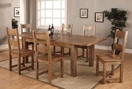 oak dining table and chairs. contemporary design expandable dining table set plush extending inside most recent oak tables and chairs