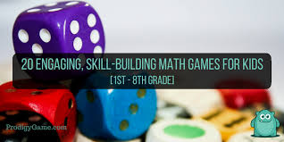 20 Engaging, Skill-Building Math Games for Kids | Prodigy