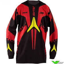 Alias A1 Mx Jersey Black Red M