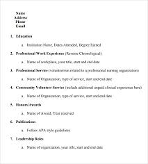Resume Template For College Magnificent 28 Sample College Resumes Sample Templates
