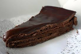 Fast Food International The Best Chocolate Cake in the World