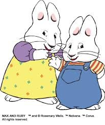 Small Picture Max And Ruby Free Colouring Pages