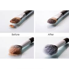 stylpro makeup brush cleaner dryer close