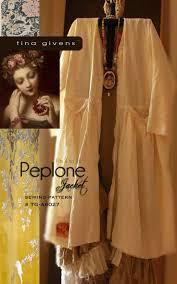 Tina Givens Designs Peplone Jacket Sewing Pattern From Tina Givens Jacket