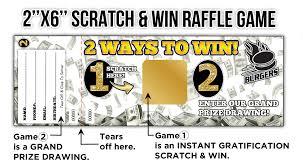 custom raffle ticket printing samples discount campaigner scratch win raffle