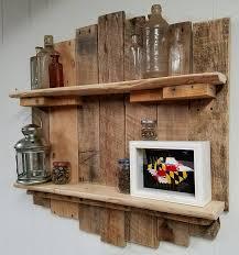 Pallet Shelf Diy Ideas amazing pallet shelf ...