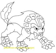 Legendary Pokemon Coloring Pages Printable Ex With Best Of Images